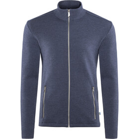 Ivanhoe of Sweden Assar Veste polaire zippée Homme, steelblue